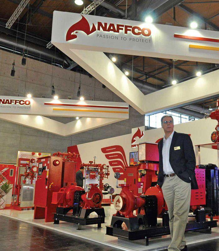 Web design and Online Marketing Case study for NAFFCO FZCO